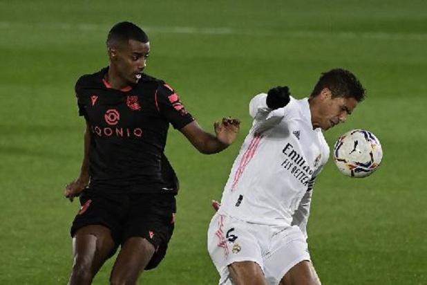 Positif au Covid-19, Raphaël Varane (Real Madrid) manquera le duel contre Liverpool