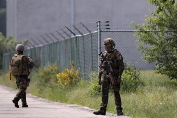 Militairen sweepen ook stukken in wandelgebied Terhills in Eisden