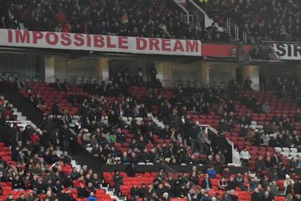 Manchester United offre des remboursements à ses abonnés