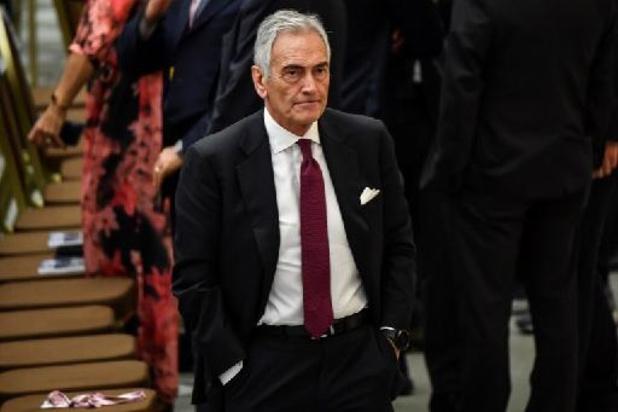 Ook Italiaanse voetbalbond verzet zich tegen oprichting