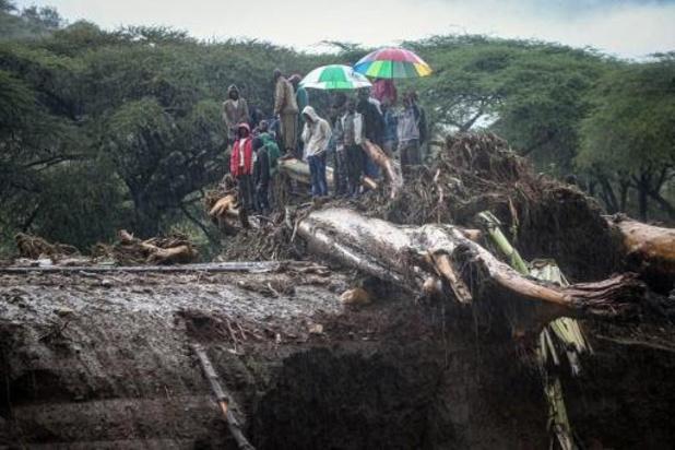 Meer dan miljoen mensen getroffen door hevige regenval in Oost-Afrika