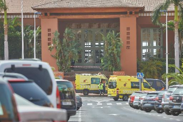 Belgen die naar huis mogen na quarantaine in Tenerife zijn nog steeds op hotel