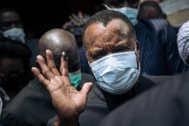 Congo-Brazzaville: la victoire de Sassou Nguesso entérinée par la Cour constitutionnelle