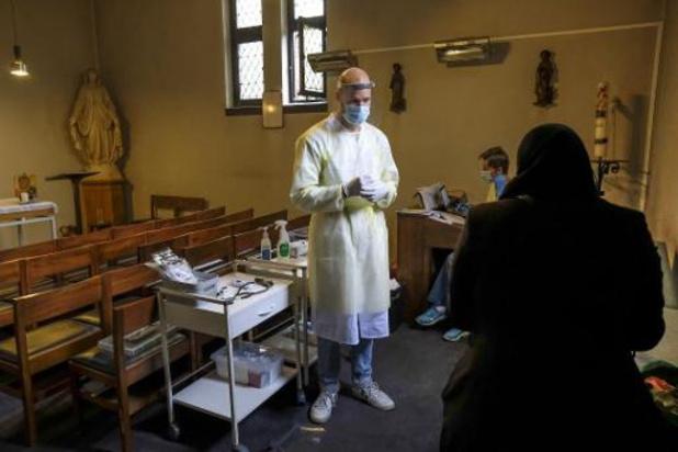 À Anvers, les médecins généralistes et urgentistes appellent au confinement spontané