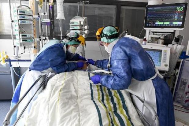 26 nouvelles hospitalisations et 19 décès au cours des dernières 24 heures en Belgique