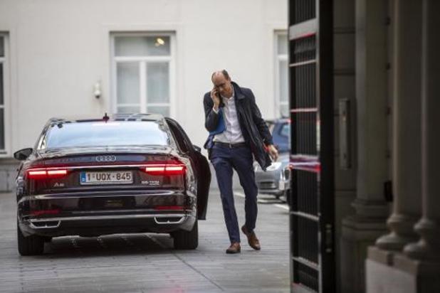 Van Peteghem ouvre le dialogue sur la réforme fiscale de la Vivaldi