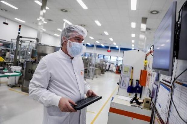 GSK and SK Bioscience lancent des essais de phase 3 sur un candidat-vaccin