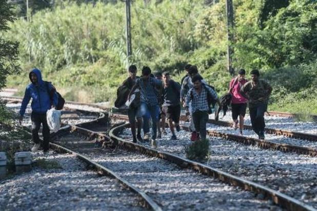 Grèce: un réseau de trafic de migrants démantelé