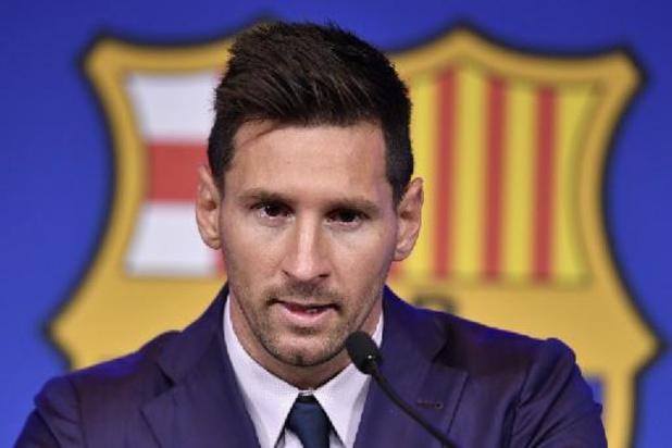 Ligue 1 - Lionel Messi s'engage avec le Paris Saint-Germain