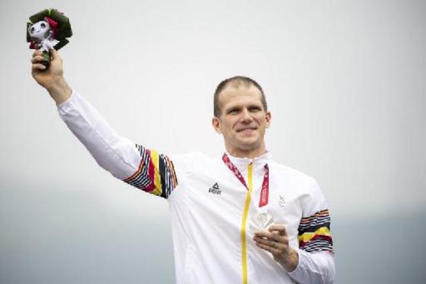 Cinq médailles supplémentaires portent à douze podiums le bilan belge provisoire à Tokyo
