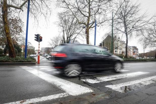 'Ook in de strijd tegen verkeersdrama's moet de curve dringend naar omlaag'