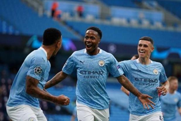 Belgen in het buitenland - Manchester City gaat voorbij Real naar Final 8