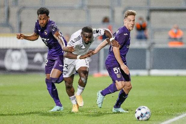 Jupiler Pro League - Anderlecht kan ook niet winnen aan de Kehrweg