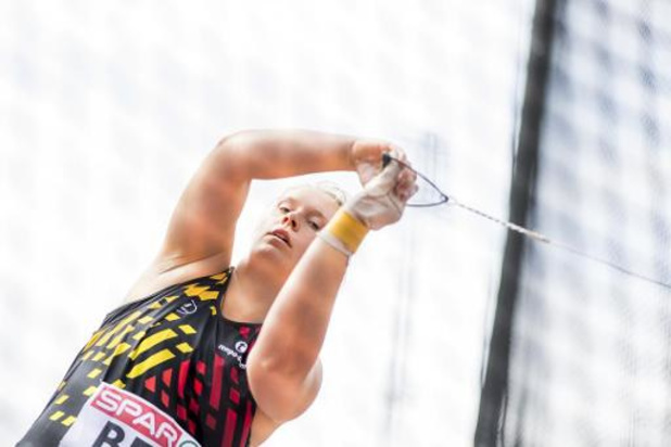 World Athletics Continental Tour - Timothy Herman en Vanessa Sterckendries nestelen zich in top drie in Nairobi