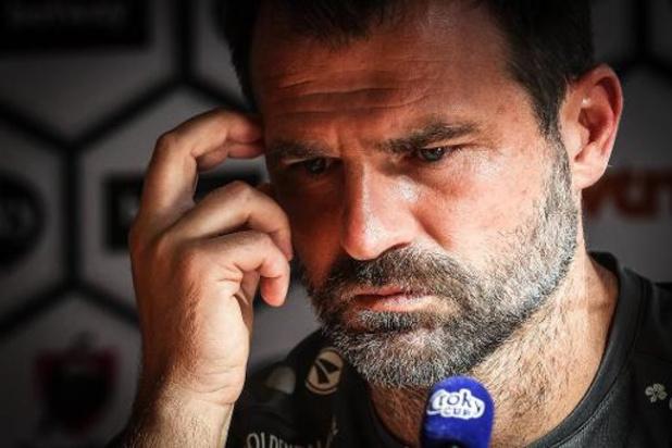 """Ivan Leko rekent ondanks vele afwezigen op sterke prestatie: """"Alles blijft mogelijk"""""""