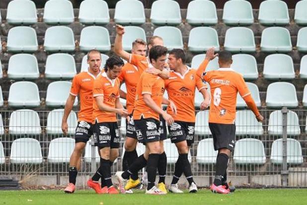 1B Pro League - Deinze pakt driepunter bij Lommel