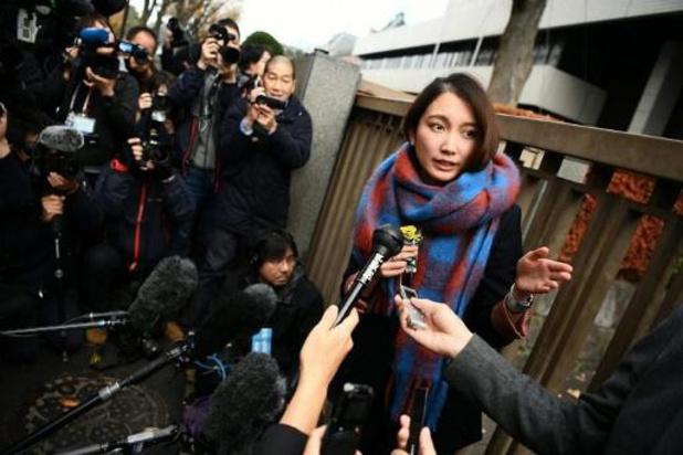 Figure de proue de #Metoo au Japon, Shiori Ito gagne son procès civil