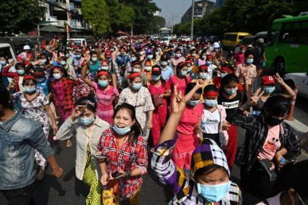 Australische economische adviseur van Aung San Suu Kyi opgepakt