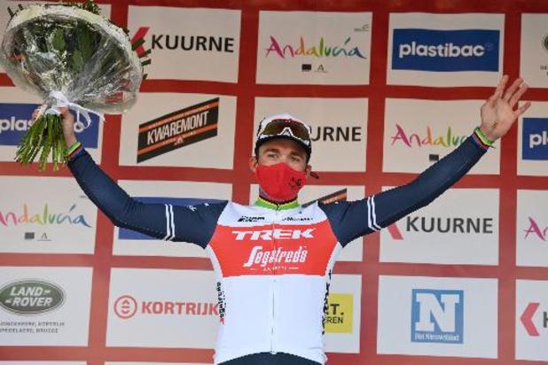 Mads Pedersen remporte la deuxième étape du Tour du Danemark
