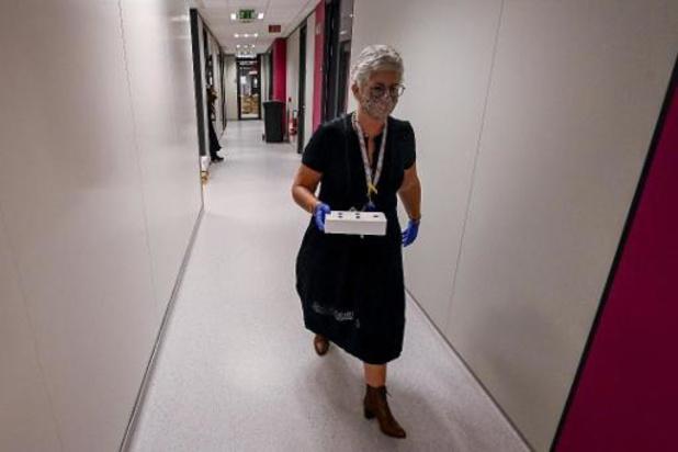 Geslaagde test voor verdeling Pfizer-vaccin, maar personeel moet nog worden opgeleid