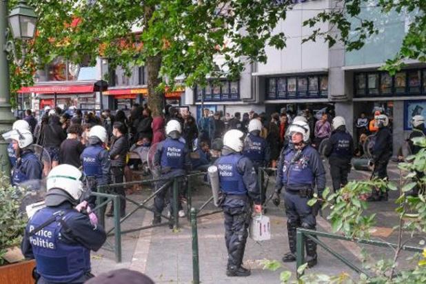 Manifestation : Pieter De Crem renvoie la responsabilité aux autorités bruxelloises