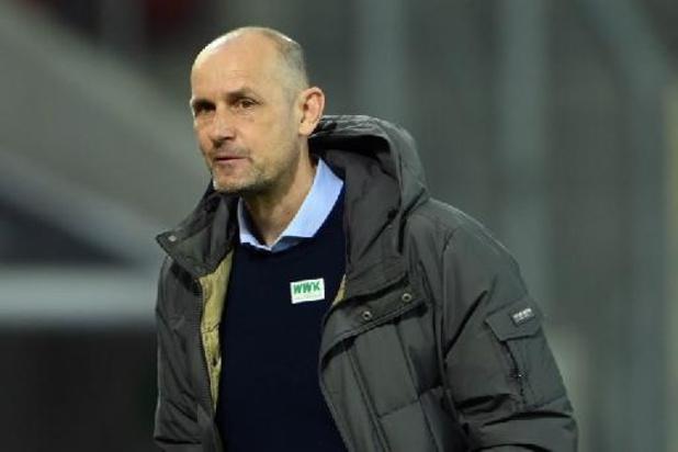 Augsburg ontslaat Heiko Herrlich en haalt Markus Weinzierl terug