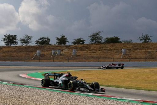 F1 - GP van Spanje - Lewis Hamilton ongenaakbaar in Catalonië