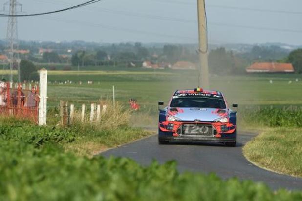 Le rallye d'Ypres devient l'ultime manche du championnat du monde et se terminera à Spa