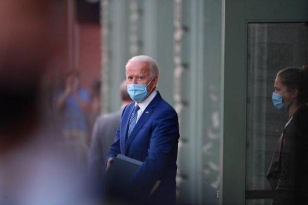 Joe Biden krijgt dezelfde geheime informatie als Donald Trump