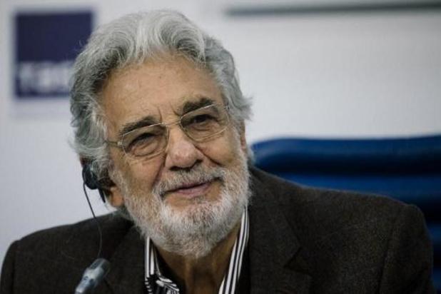 Coronavirus - Le tenor espagnol Placido Domingo annonce qu'il est contaminé