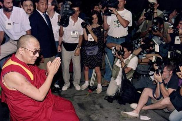 Présidentielle américaine 2020 - Le chef spirituel tibétain, le Dalaï lama, félicite Joe Biden