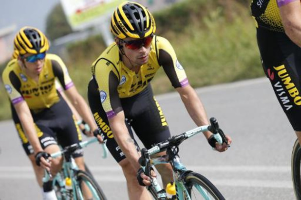"Ronde van de Ain - Roglic ""positief verrast"" na succesvolle driedaagse"