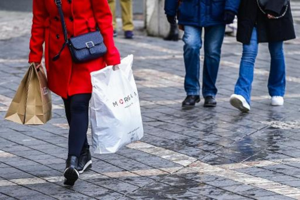 Brusselse Nieuwstraat tijdelijk en gedeeltelijk afgesloten op eerste koopjesdag
