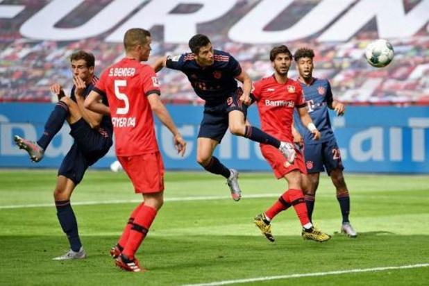 Duits voetbal praat over terugkeer supporters in stadions