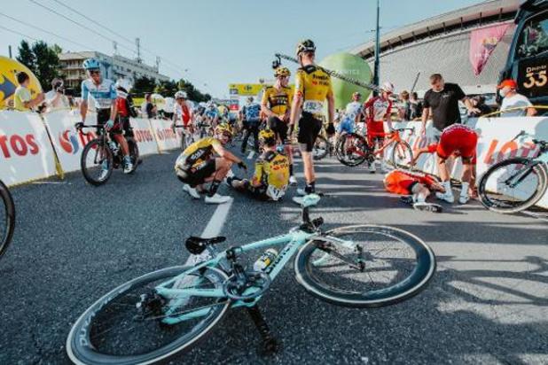 Dylan Groenewegen suspendu 9 mois pour la chute de Fabio Jakobsen au Tour de Pologne