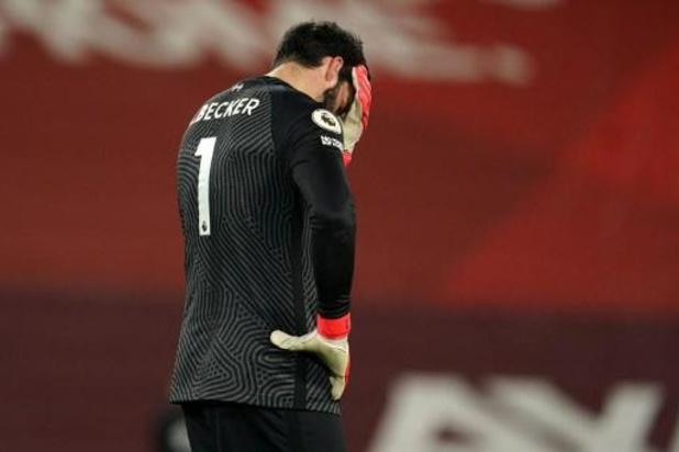 Belgen in het buitenland - Manchester City op titelkoers na ruime zege (1-4) in Liverpool