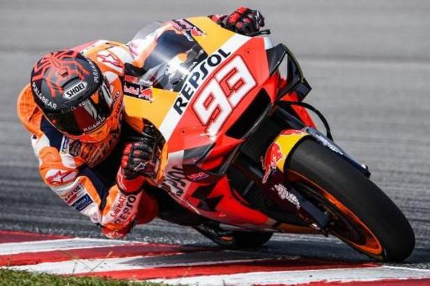 MotoGP: Marc Marquez prolonge avec Honda jusqu'à fin 2024