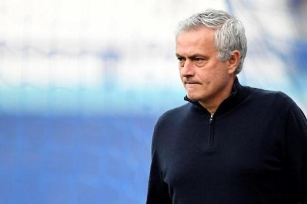 José Mourinho prend la tête de la Roma