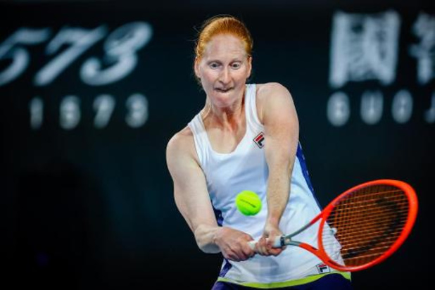 Van Uytvanck haalt voor het eerst de tweede ronde van Australian Open