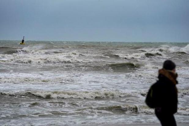 La tempête Odette provoque pas mal de dégâts à la Côte