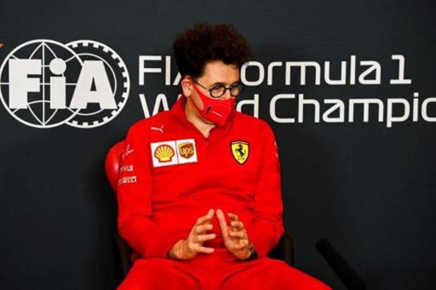 Ferrari veut éviter de nouvelles déceptions en 2021