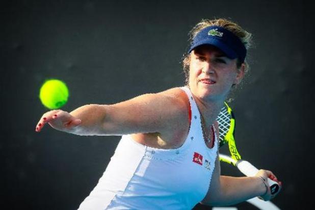 ITF Andrézieux-Bouthéon - Ysaline Bonaventure en finale pour un 11e titre ITF