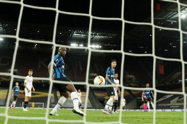 L'UEFA attribue officiellement le but contre son camp à Lukaku