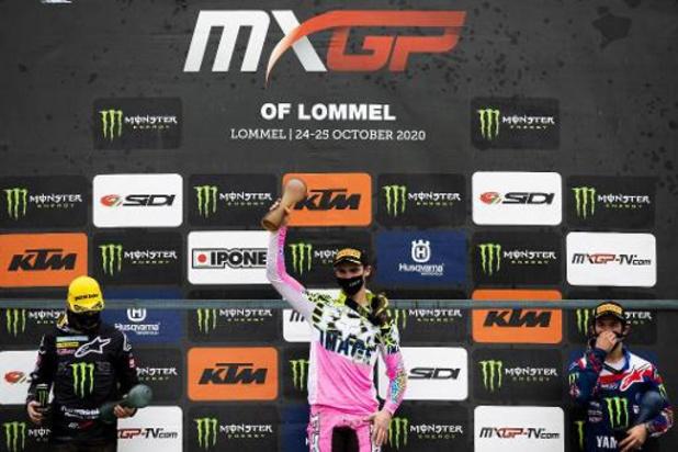 La saison en MXGP et MX2 débutera un mois plus tard qu'à l'accoutumée, à Oman le 3 avril