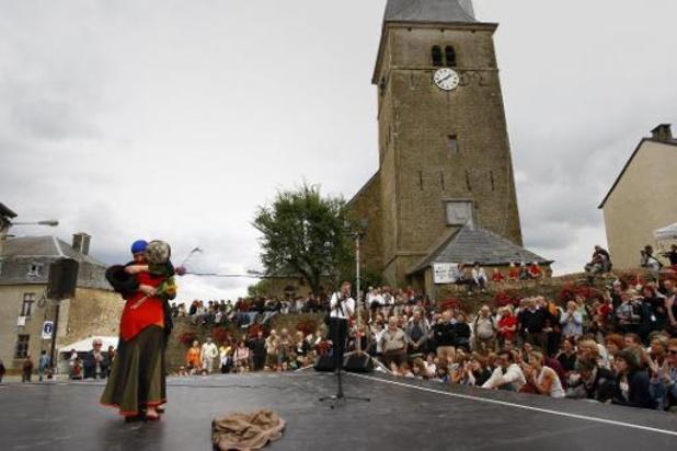 """Chassepierre: des """"(ré)actions culturelles"""" pour compenser l'absence du festival"""