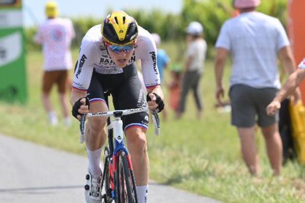 Matej Mohoric s'offre un deuxième succès en remportant en solitaire la 19e étape