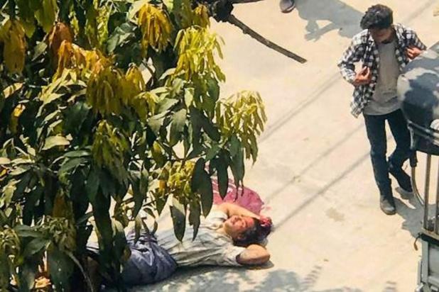 Meer dan 180 doden bij aanhoudende protesten sinds begin van staatsgreep Myanmar