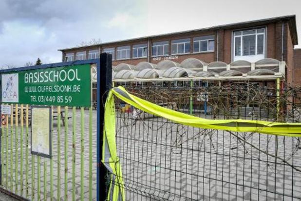 Aantal besmettingen op school daalt, beduidend minder quarantaines