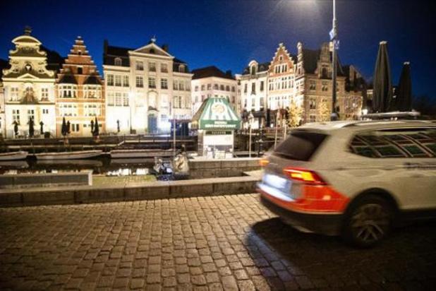 Gentse politie heeft druk weekend achter de rug