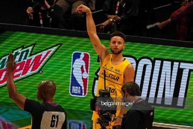 Steph Curry s'offre le Jazz, les Clippers corrigés et les Rockets englués dans la crise